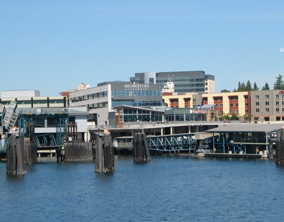 Bremerton - top destinations